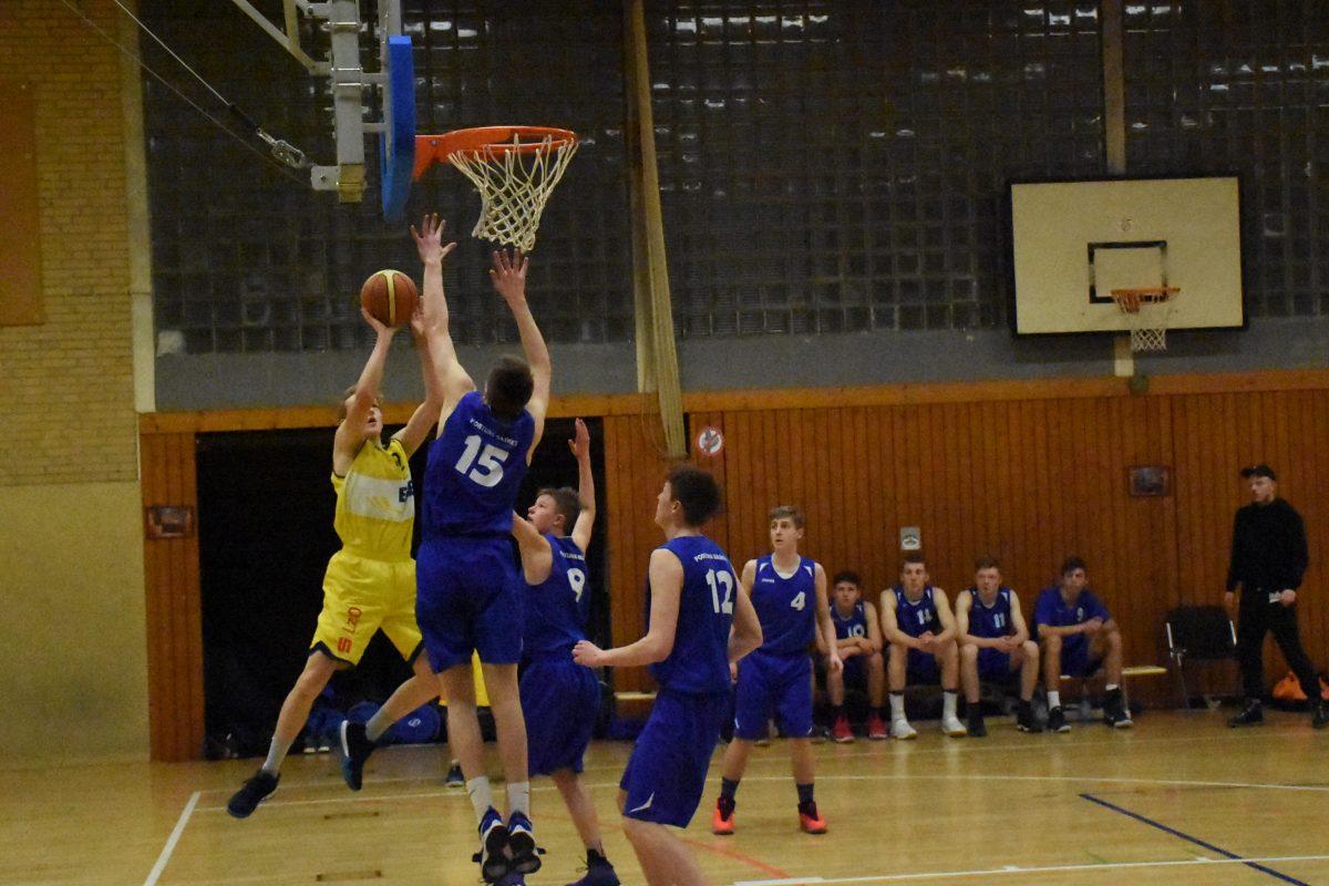 Logabirumer U18 war in Oldenburg chancenlos