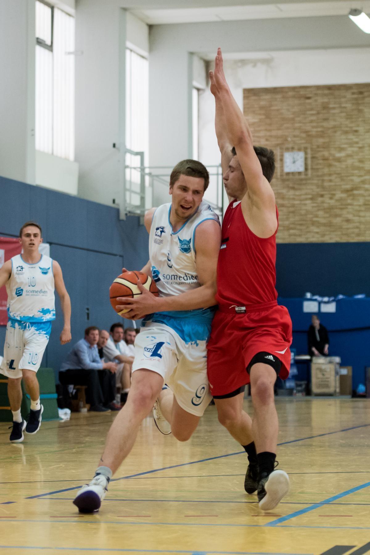 S.O. Medien Baskets reisen mit breiter Brust nach Wolfenbüttel