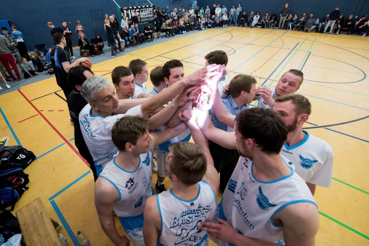 S.O. Medien Baskets peilen auch im zweiten Jahr Ligaerhalt an