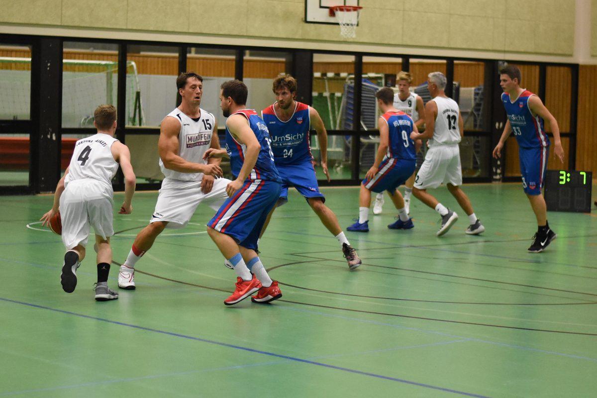 Fortuna-Reserve schlägt sich gegen Oberligisten ordentlich
