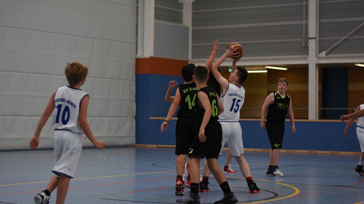 Logabirumer U14 startet mit Auswärtssieg in Brake