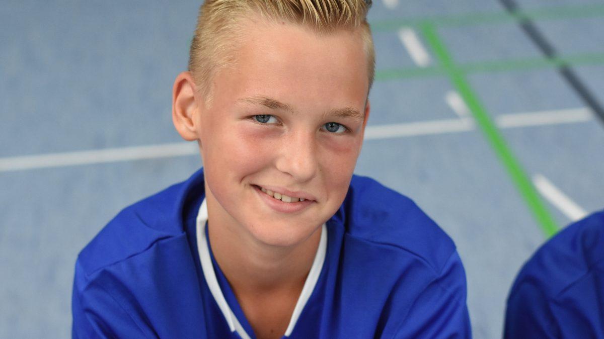 U14 nach Kantersieg gegen Varel an der Tabellenspitze