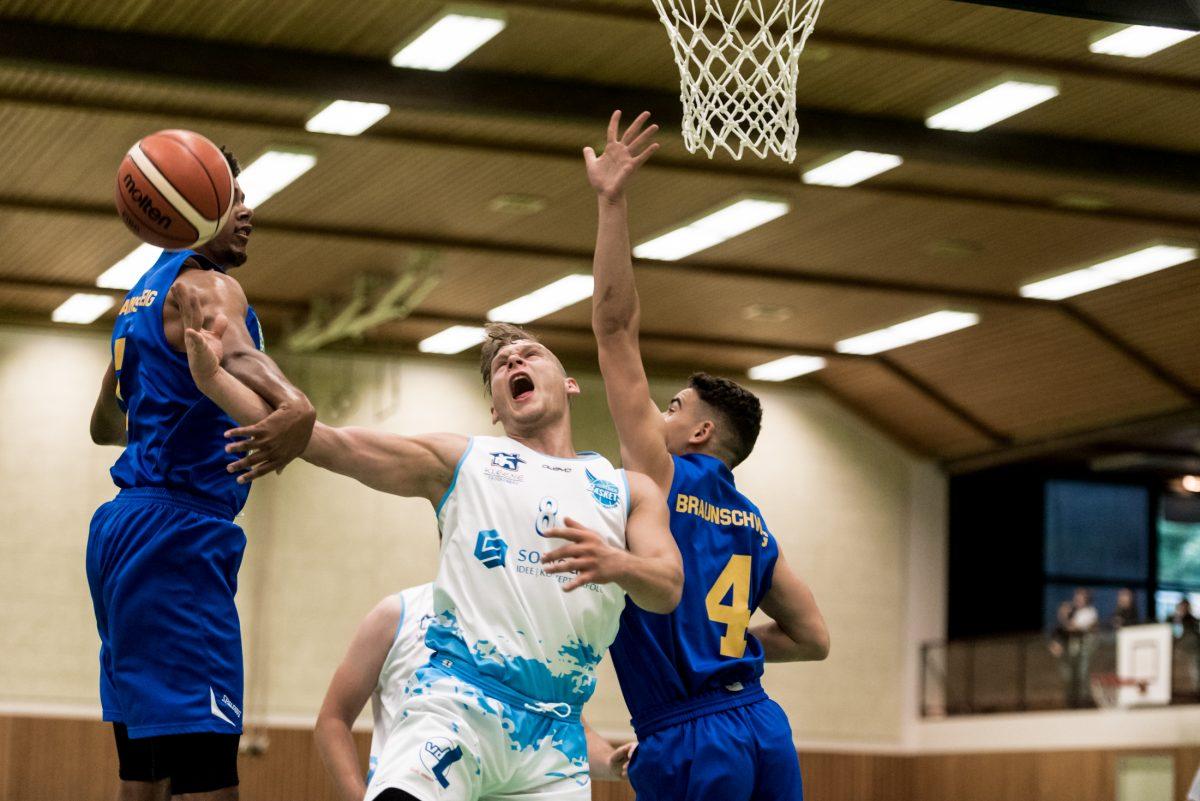 100:86 – S.O. Medien Baskets gelingt Traumeinstand in neuer Heimat