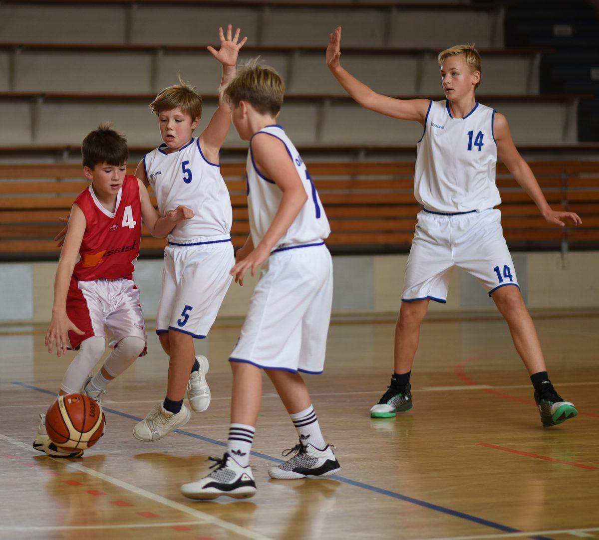 72:29 – U14 nach klarem Sieg im Spitzenspiel weiter ungeschlagen