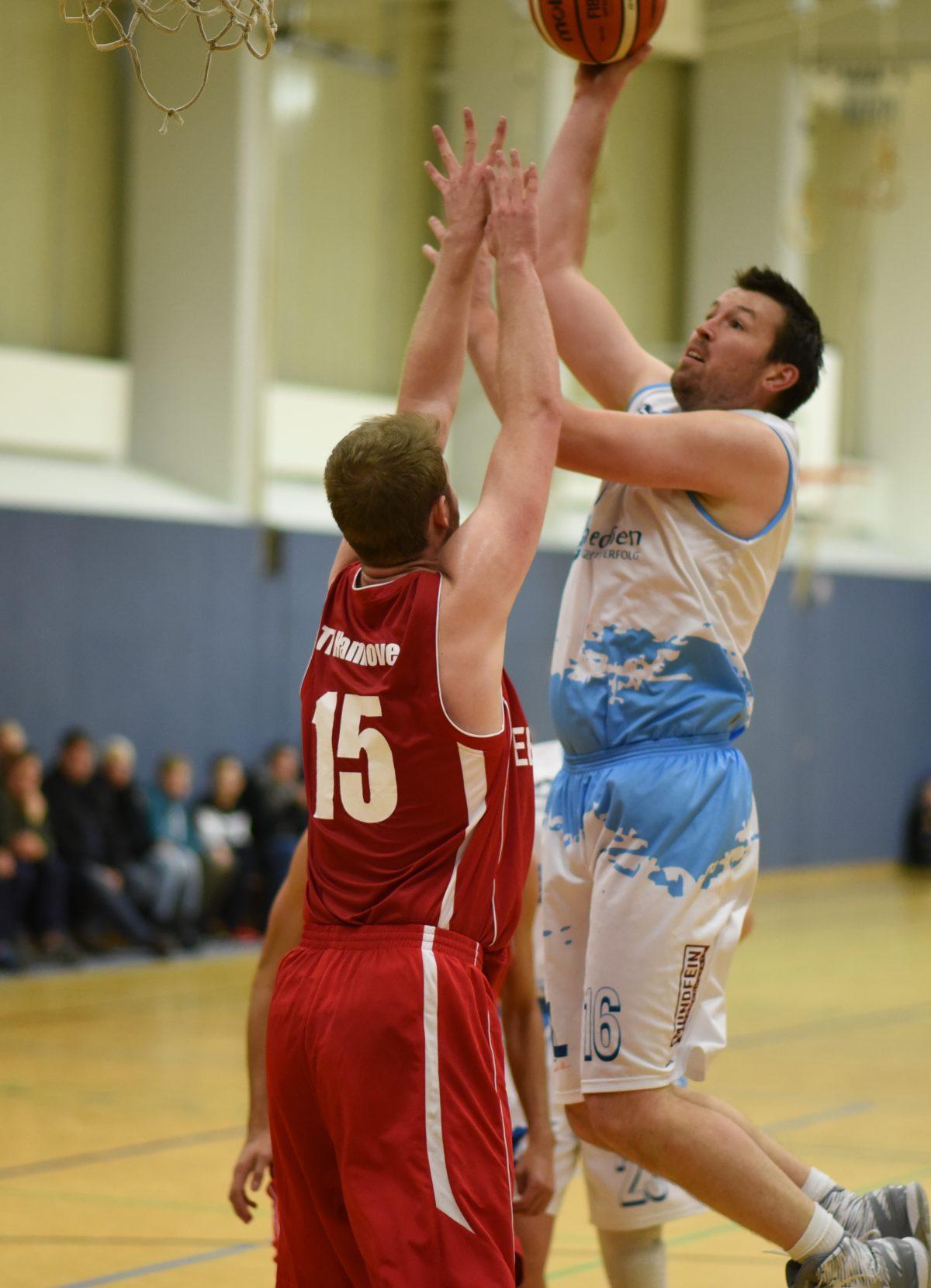 84:61 – S.O. Medien Baskets gelingt der Befreiungsschlag gegen TK Hannover