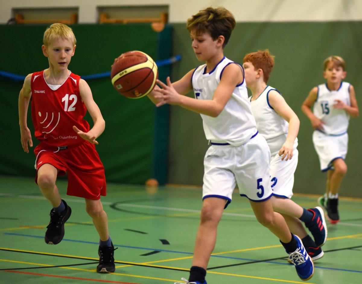 U14 schließt mit Auswärtssieg wieder zu Wilhelmshaven auf