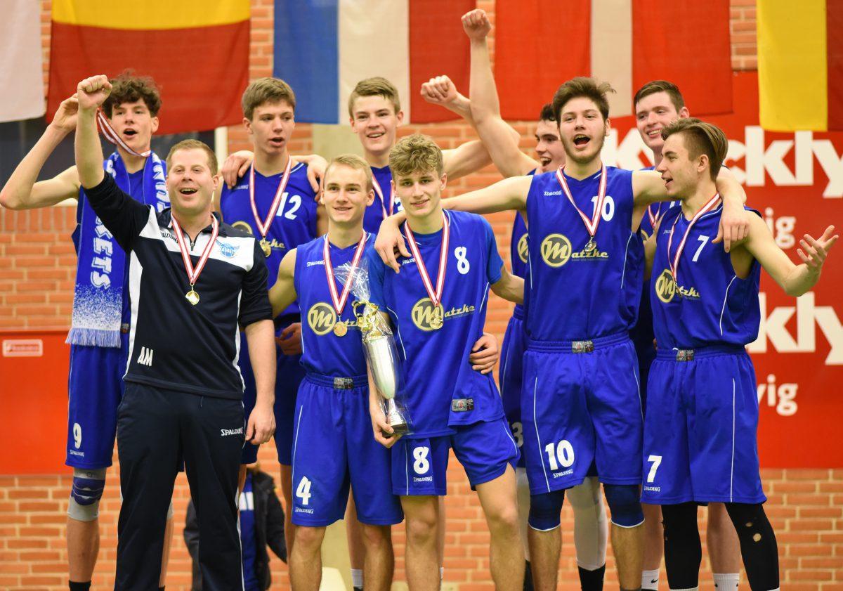 Logabirumer U18 gewinnt den Limfjords-Cup in Lemvig