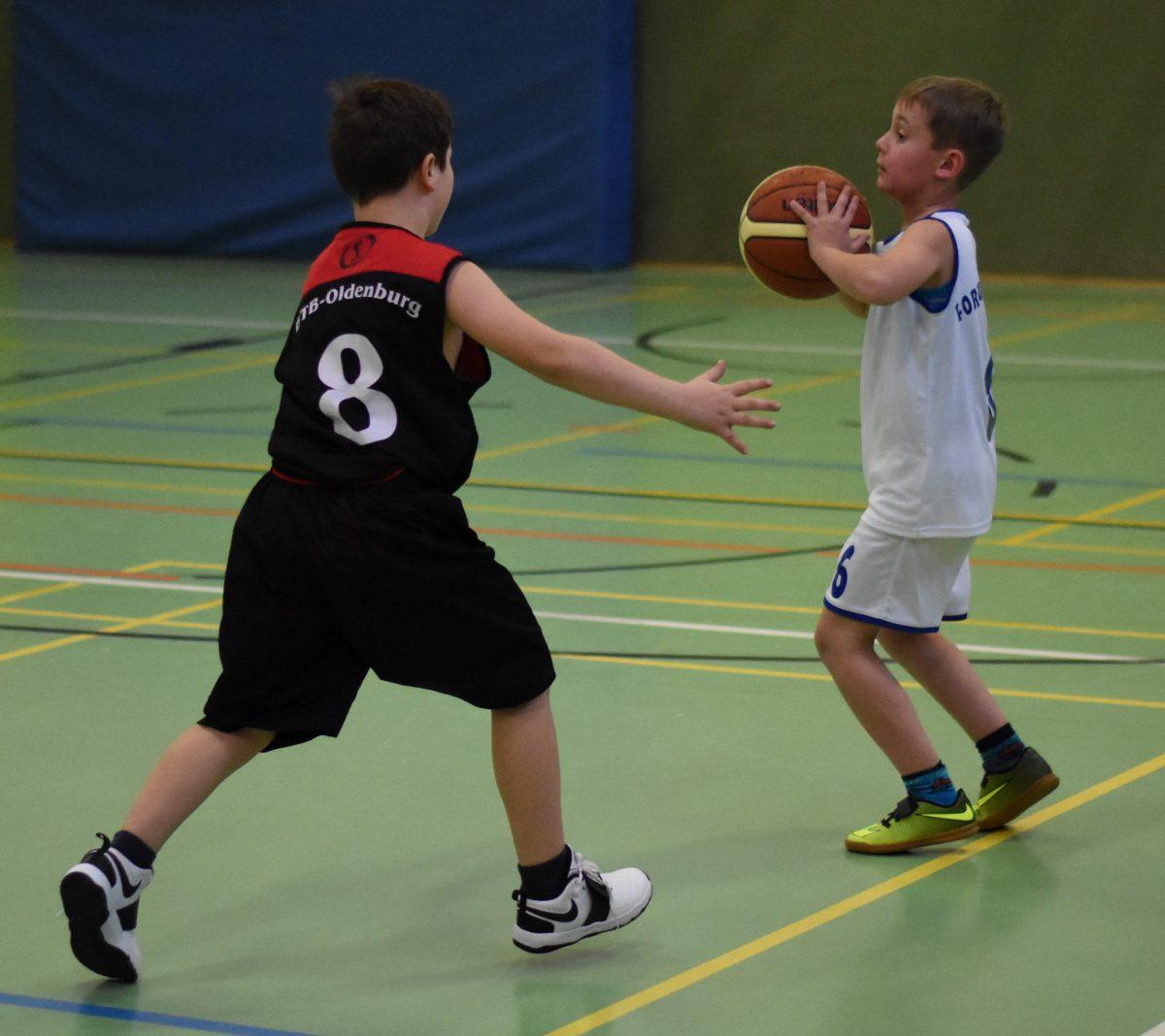 3:121 – U10 gegen Tabellenführer Bürgerfelde chancenlos