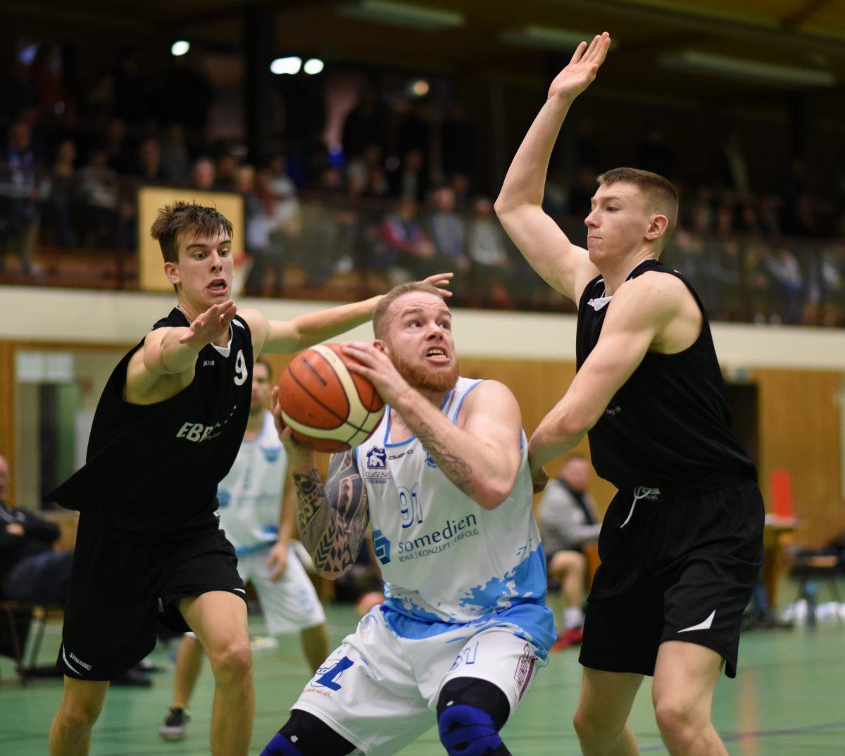 89:80 – S.O. Medien Baskets feiert gegen TK Hannover Meilenstein in Richtung Klassenerhalt