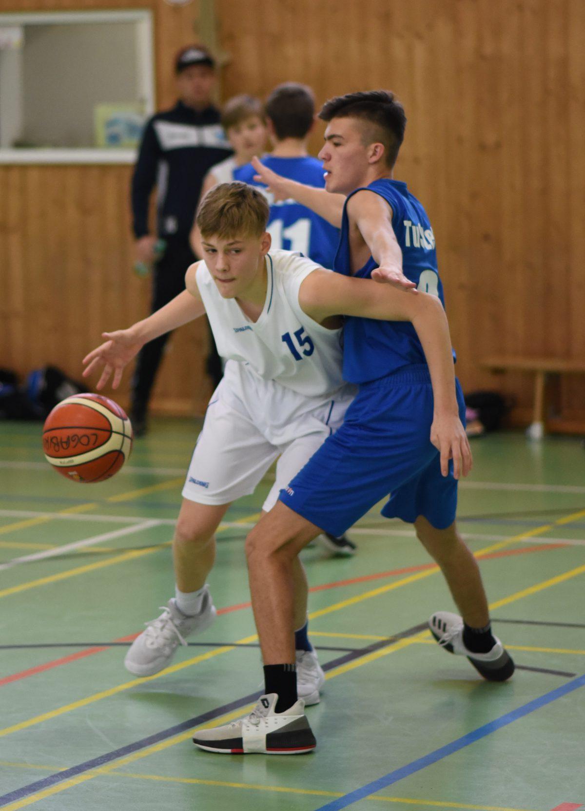 81:66 – U16 macht im Spitzenspiel großen Schritt Richtung Platz eins