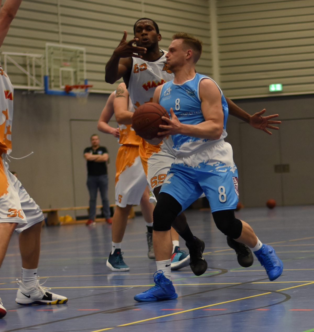 79:78 – S.O. Medien Baskets gewinnen dramatisches Spiel in Bürgerfelde hauchdünn
