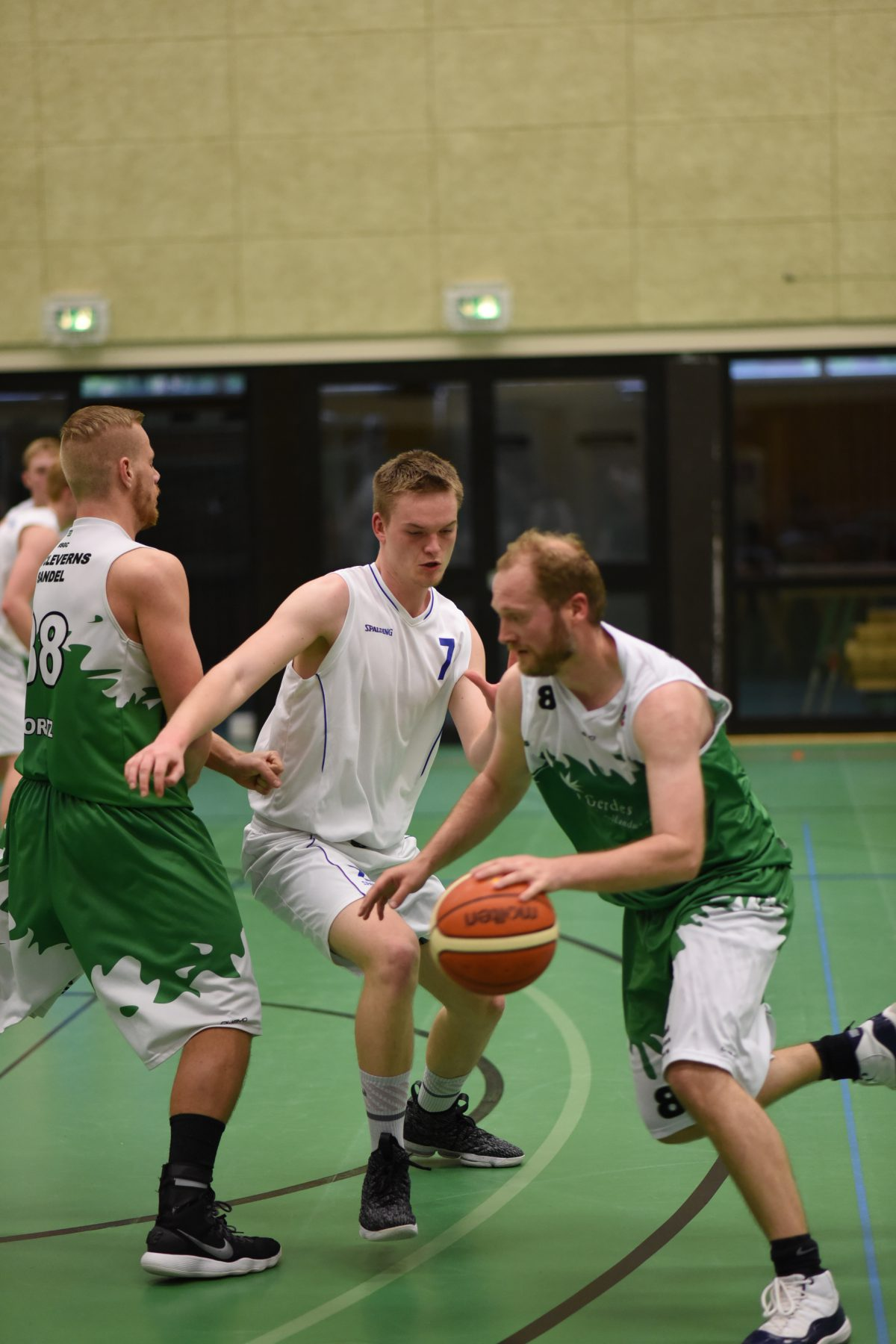 54:88 – Logabirum III war gegen Oberliga-Aufsteiger chancenlos