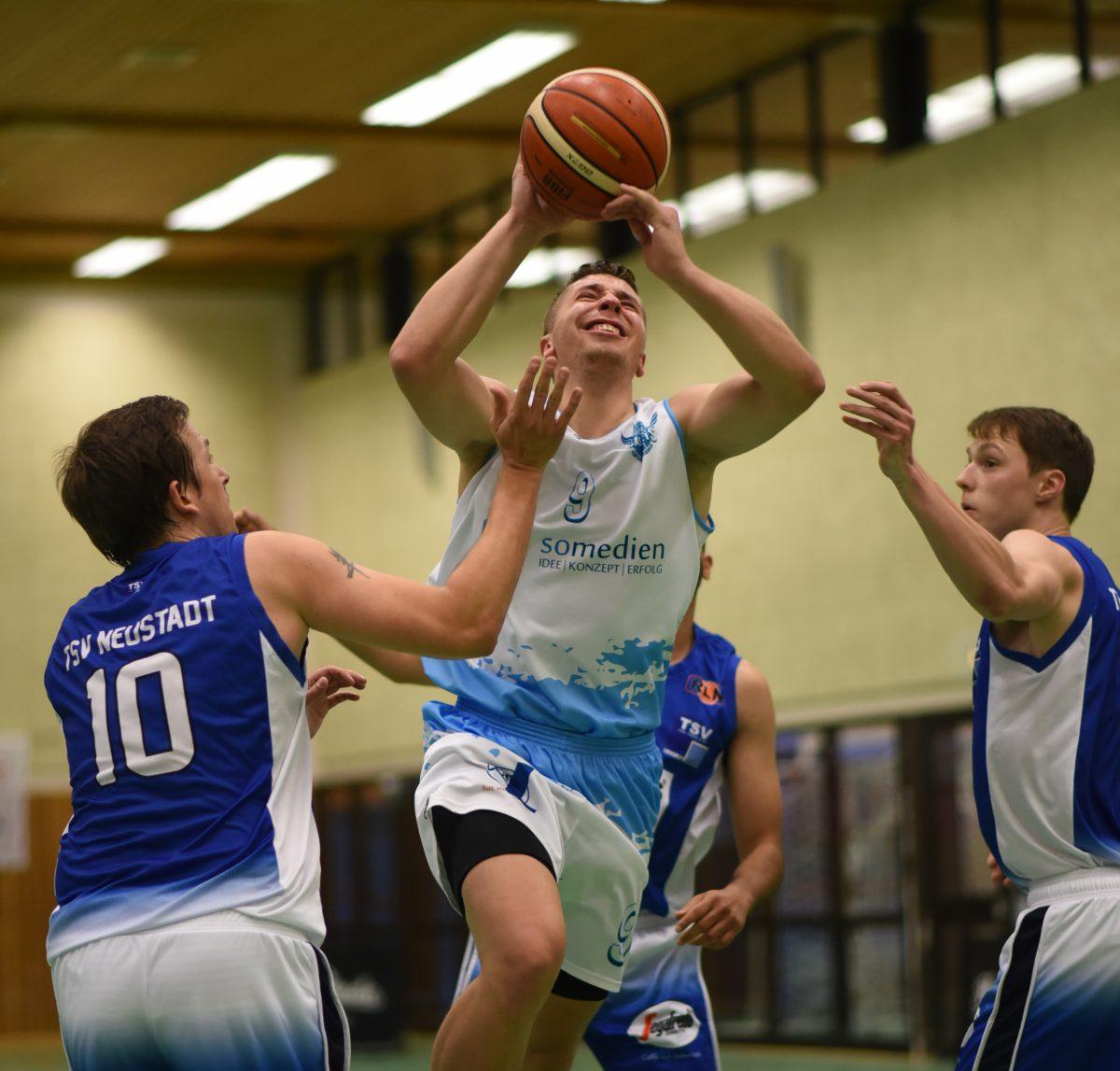 70:64 – Fortuna-Youngster bescheren Hafenbude Baskets den perfekten Saisonstart