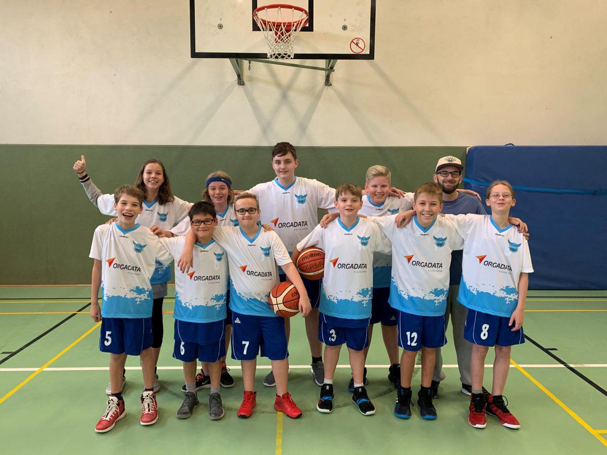 59:24 – U14/2 dominiert erstes Spiel gegen BSG Bockhorn/Zetel