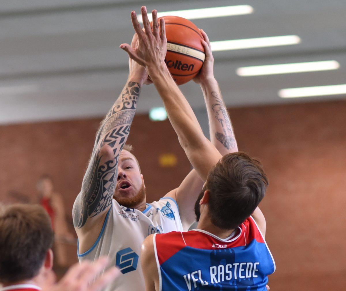 68:75 – Hafenbude Baskets verlieren verflixtes zweites Spiel erneut