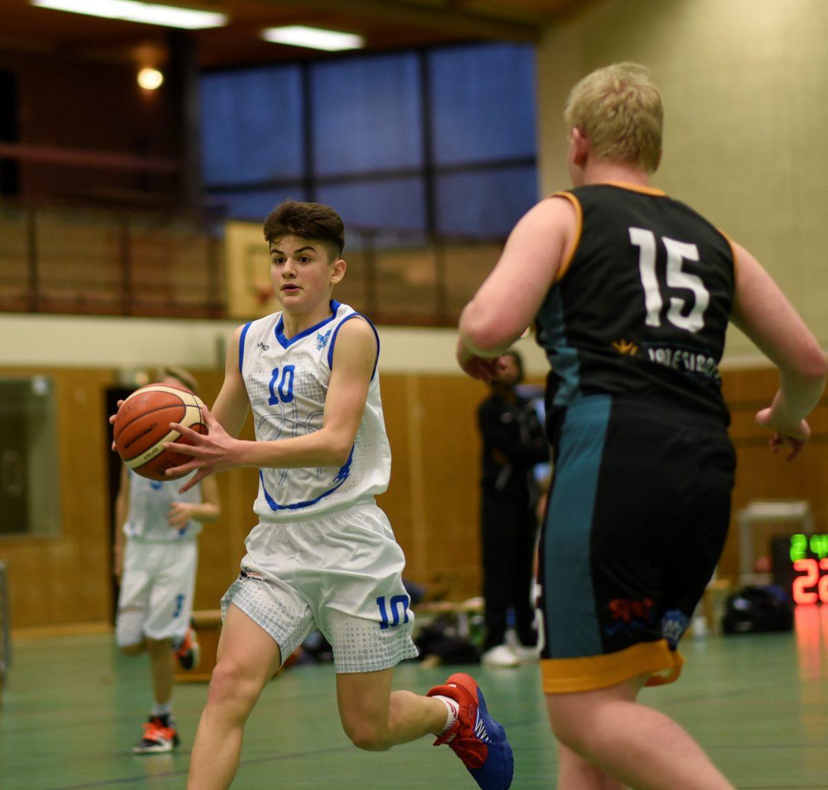 64:53 – U14/1 feiert ihren zweiten Landesligasieg