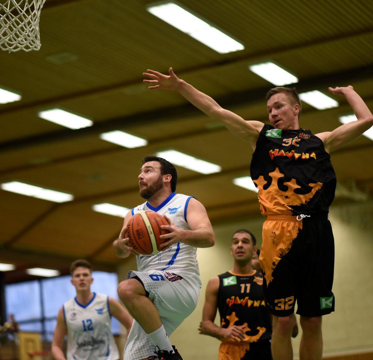 94:85 – Hafenbude Baskets stürzen auch den Tabellenzweiten Bürgerfelde