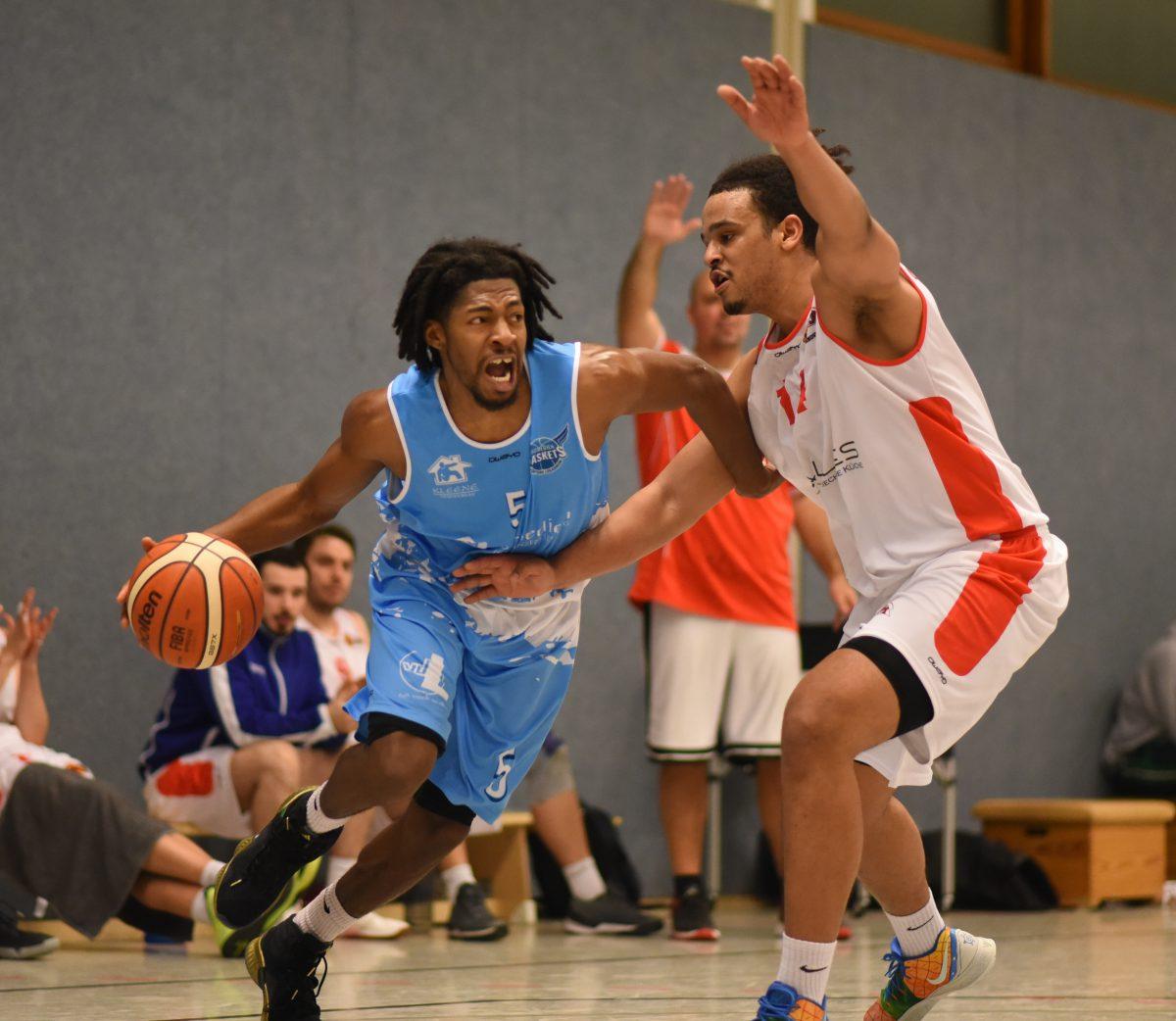 80:74 – Hafenbude Baskets sichern Ligaverbleib mit siebtem Rückrundensieg
