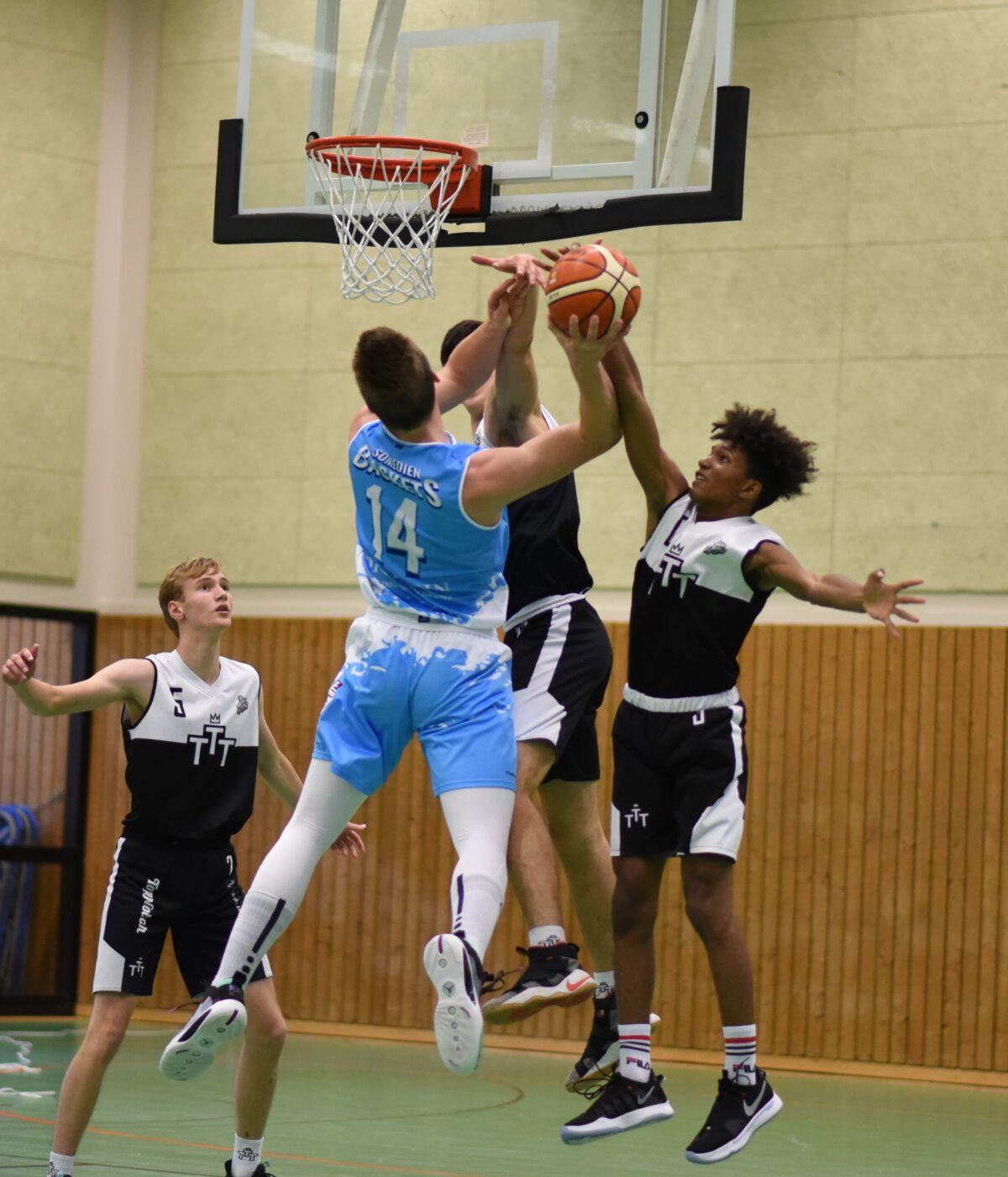 Hafenbude Baskets schlagen Triple Threat und unterliegen Cuxhaven