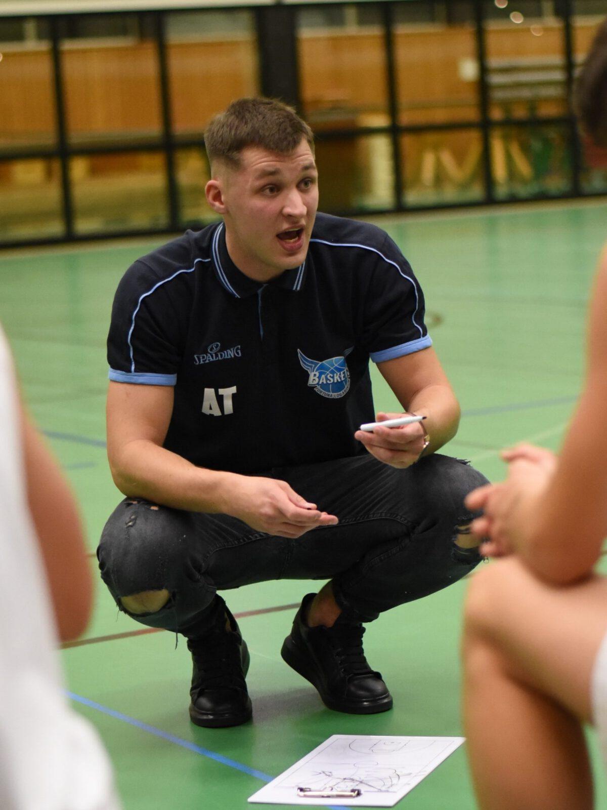 111:28 – U16 gewinnt Testspiel gegen Blau-Weiß Borssum mehr als deutlich