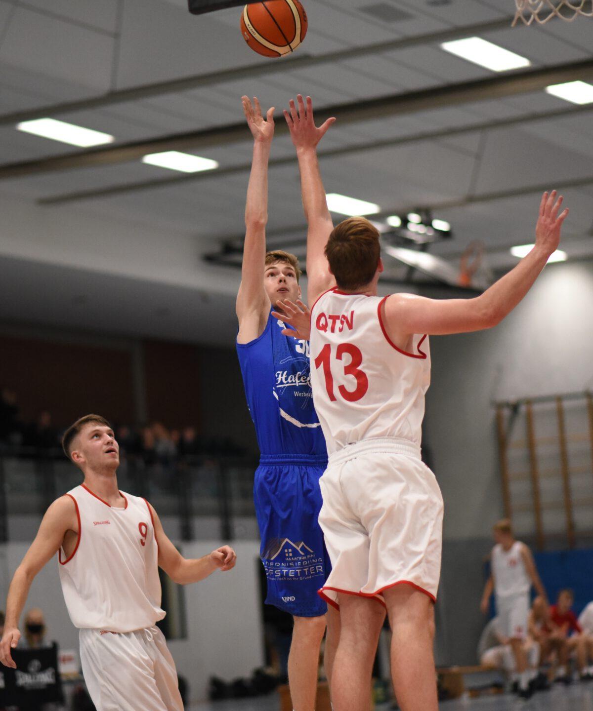 73:55 – Hafenbude Baskets holen nach schwachem Start überzeugenden Sieg