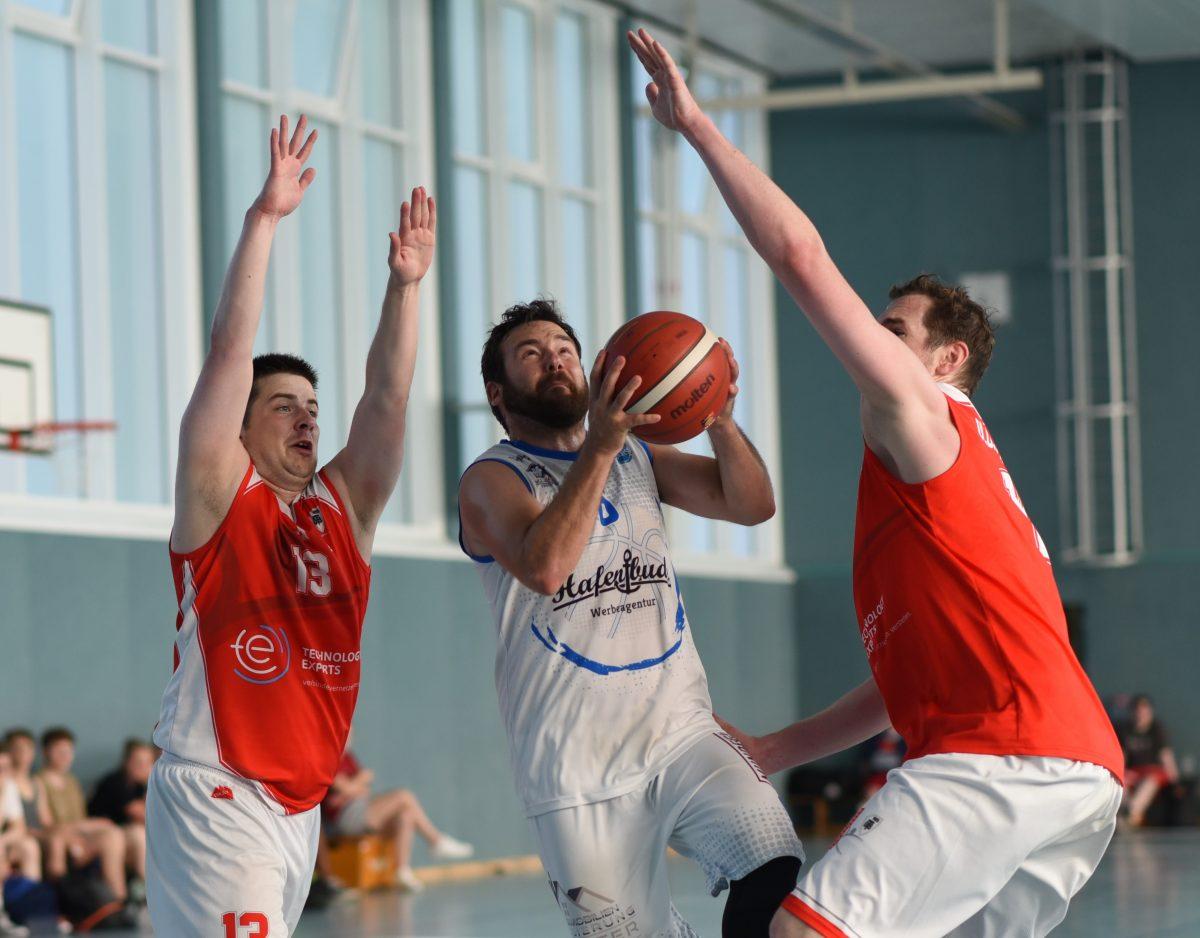 "Logabirumer Basketballer sind ""Back on Court"""