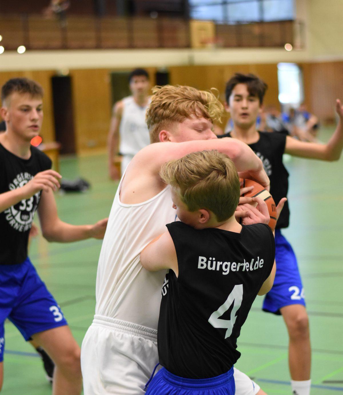 133:29 – U18 deklassiert Bürgerfelde zum Saisonauftakt